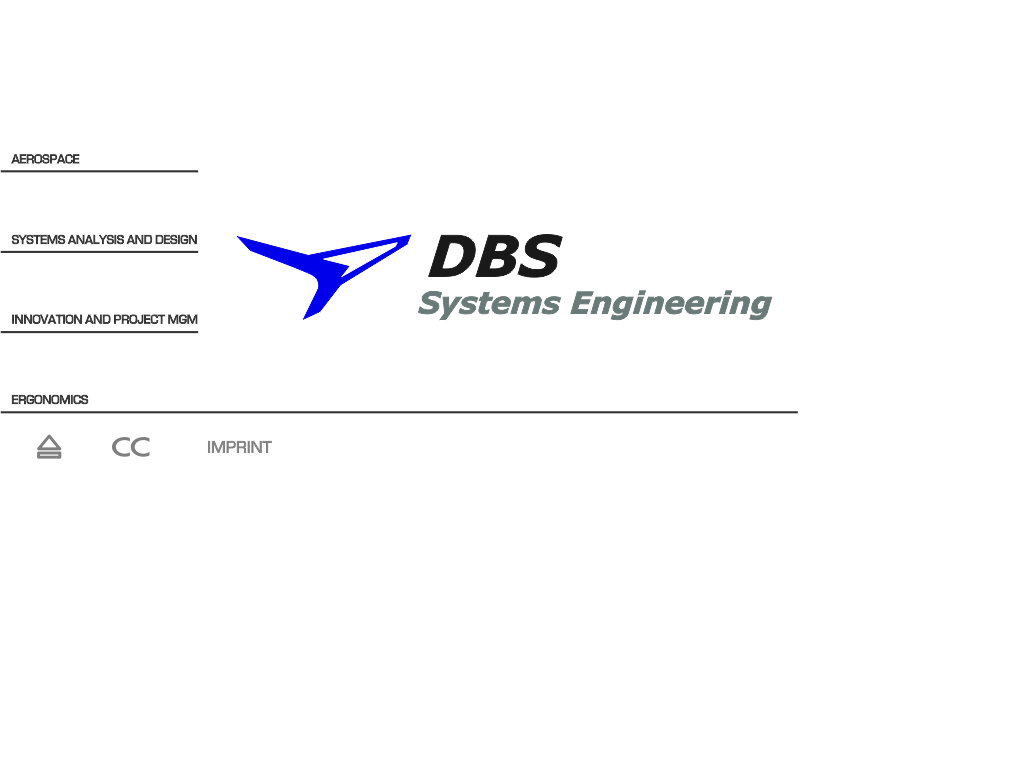DBS SYSTEMS ENGINEERING